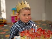 Trzecie urodziny Huberta. 16 stycznia 2020 r.