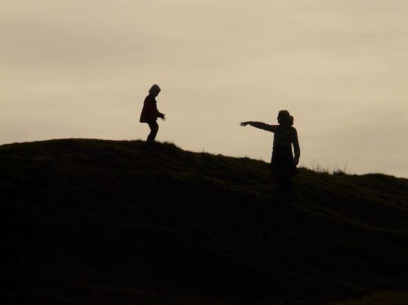 Mały Uciekinier - dziecko ucieka na spacerze