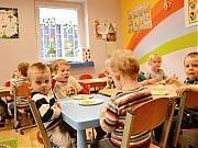 Urodziny Konrada w przedszkolu 4Słonie, fot. Katarzyna Boszko