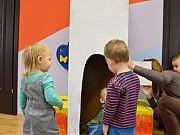 Własnoręczne zabawki - rakieta, fot. Katarzyna Boszko