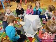 Urodziny Magdy w Przedszkolu 4 Słonie, fot. Katarzyna Boszko