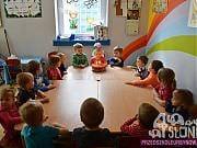 Urodziny Zosi w przedszkolu 4Słonie, fot. Katarzyna Boszko