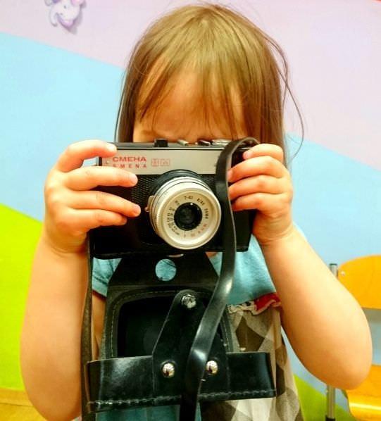 Tydzień fotografii w Przedszkolu 4 Słonie. Lipiec 2015