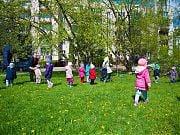 Dzień Ziemii kwiecień 2016 r. - Posprzątajmy naszą planetę. Fot. Adrianna Kostrzoń