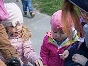 Dzień Ziemi kwiecień 2016 r. - Posprzątajmy naszą planetę. Fot. Adrianna Kostrzoń
