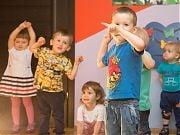 Dzień dziecka w 4 Słoniach. 2 czerwca 2016 r.
