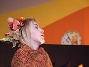 Teatrzyk Narwal przedstawia bajkę pt. Zapasy wiewiórki Basi. 7 października 2016 r. Fot. Anita Kot