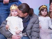 Wigilijne spotkanie w Przedszkolu 4 Słonie. 22 grudnia 2016 r. Fot. Anita Kot