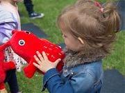 Dzień Dziecka w Przedszkolu 4 Słonie. Czerwiec 2017 r. Fot. Anita Kot