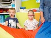 Trzecie urodziny Mikołaja. 5 VI 2017 r. fot. Anita Kot