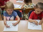 Święto truskawki w Przedszkolu 4 Słonie. 21 VI 2016 r. Fot. Anita Kot