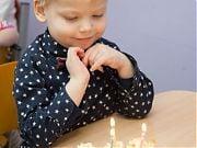 Trzecie urodziny Tadeusza. Luty 2018 r.