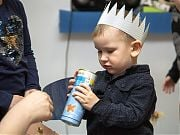Impreza urodzinowa Jasia i Huberta. 17 I 2019 r. Fot. Paula Sokołowska
