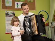 Warsztaty muzyczne - akordeon. 1 kwietnia 2019 r.