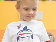 Piąte urodziny Mikołaja. 4 czerwca 2019 r.