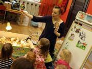 26 III 2014 r. - Zajęcia warsztatowye - Wielkanocne cudne pisklaki-kaczuszki i kurczaki - fotorelacja , img_1501