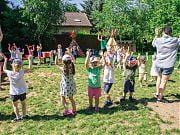 Przedszkolaki z 4 Słoni na wycieczce do Chatki Spełnionych Marzeń. 7 czerwca 2019 r.
