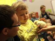 26 III 2014 r. - Zajęcia warsztatowye - Wielkanocne cudne pisklaki-kaczuszki i kurczaki - fotorelacja , img_1673