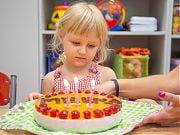 Trzecie urodziny Milenki. 29 sierpnia 2019 r.