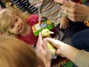 26 III 2014 r. - Zajęcia warsztatowye - Wielkanocne cudne pisklaki-kaczuszki i kurczaki - fotorelacja , img_2000